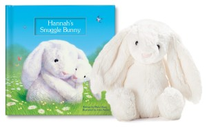 I See Me - Easter Snuggle Bunny Book & Plush