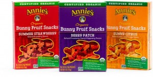 WFM- Annies Fruit Snacks