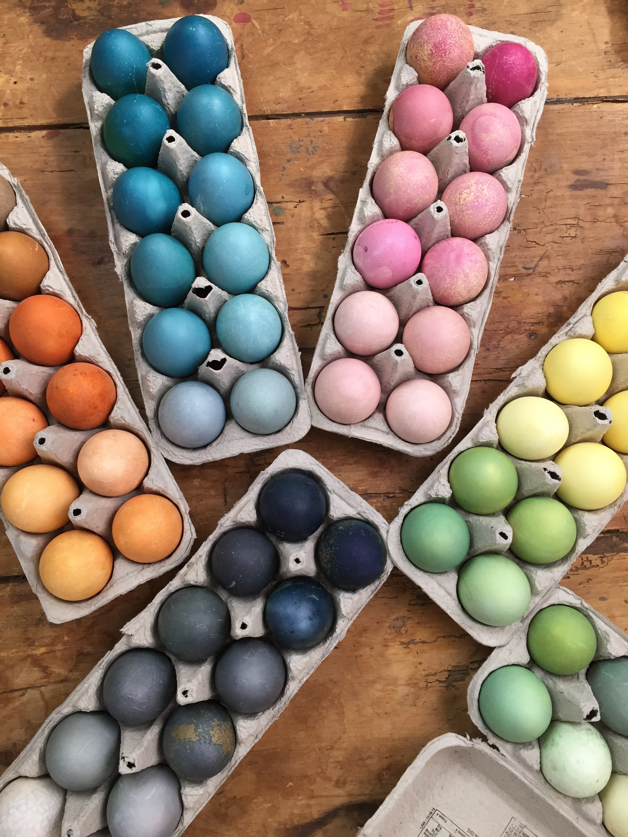 Natural Easter Egg Dyes Whole Foods