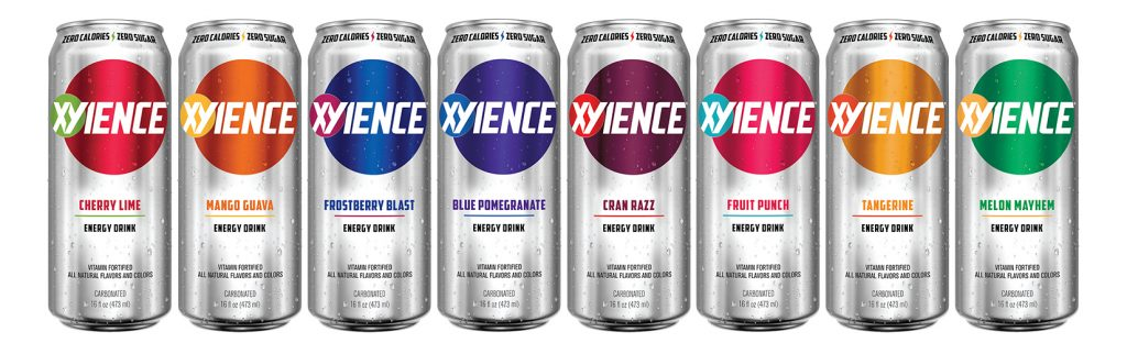 Xyience_FullLine
