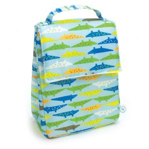 Bumkins - Crocs - Lunch Bag