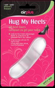 71015 AP Hug My Heels Gel Heel Liners FE