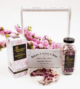 Crystal Hills Organics Crystal Love Bath Salts 2