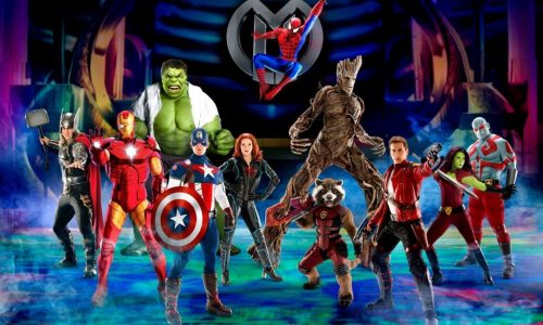 Epic Marvel Super Hero Experience Premieres in Los Angeles on July 7;  Tickets on Sale Now All 2017 Shows <small class=
