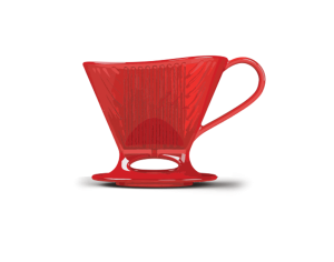 Melitta - Signature Series Pour-Over Coffeemakers - Tritan Red[11][2]