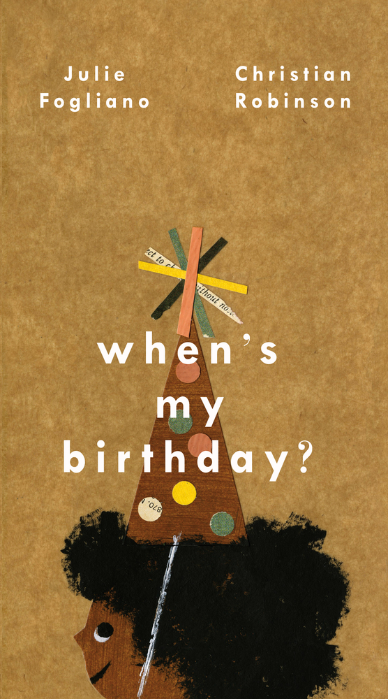 When's My Birthday Cover