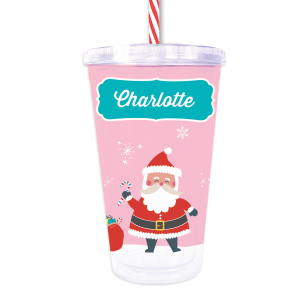 C Christmas in a cup