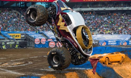 Monster Jam® Returns To SoCal with L.A.'s First-Ever Action-Packed Arena Event,  Monster Jam Triple Threat Series™ <small class=