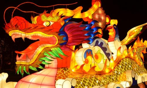 The Chinese Lantern Festival Will Light up the Night in Pomona <small class=