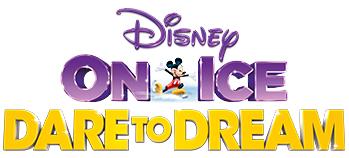 DISNEY ON ICE presents Dare to Dream <small class=