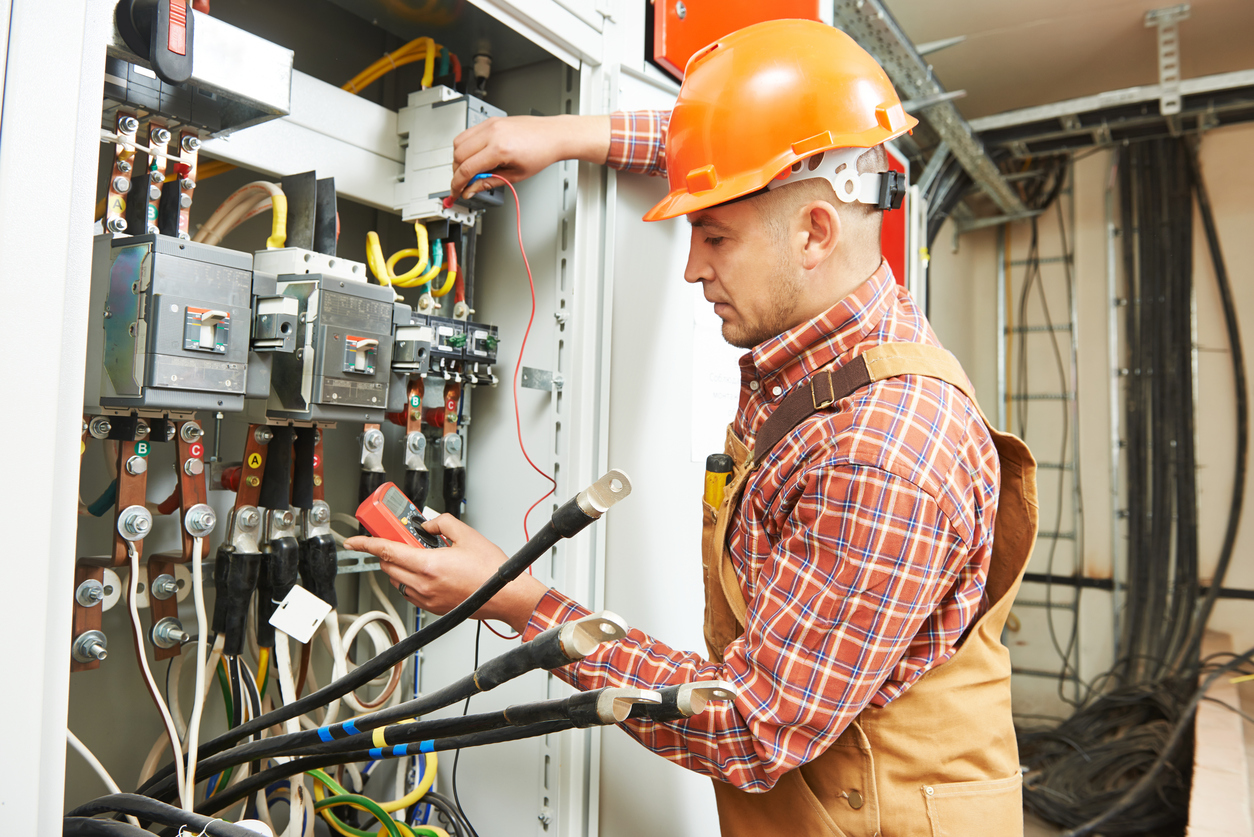 electrician in Jolimont