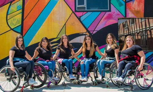 Festival of Human Abilities January 26-27, 2019 celebrating the creative abilities of people with disabilities at The Aquarium of the Pacific <small class=