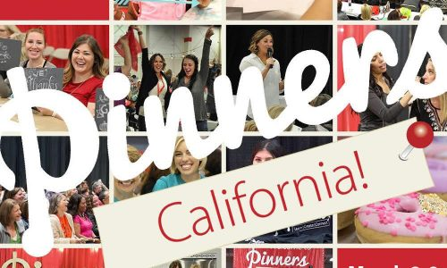 Pinners Conference & Expo California Comes to Ontario Convention Center The Pages of Pinterest Come to Life as the Largest Lifestyle Expo Connects Consumers, Retailers, Wholesalers, and Influencers Together