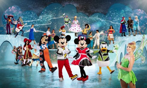 Disney On Ice presents Mickey's Search Party is Coming to SoCal Bringing the Magic Closer to Fans than Ever Before! **Highlighted By Full Performance Debut of Disney-Pixar's Coco**