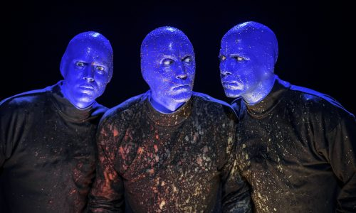 Blue Man Group On Tour Comes to Segerstrom Center