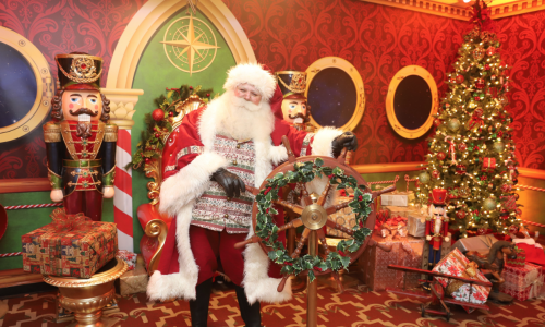 Experience True Holiday Magic at Queen Mary Christmas Nov. 29 – Jan. 1st